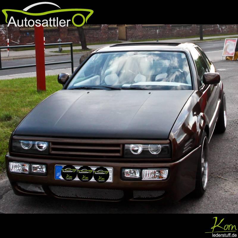 lederstuff.de - VW Corrado VR6 interieur   the car