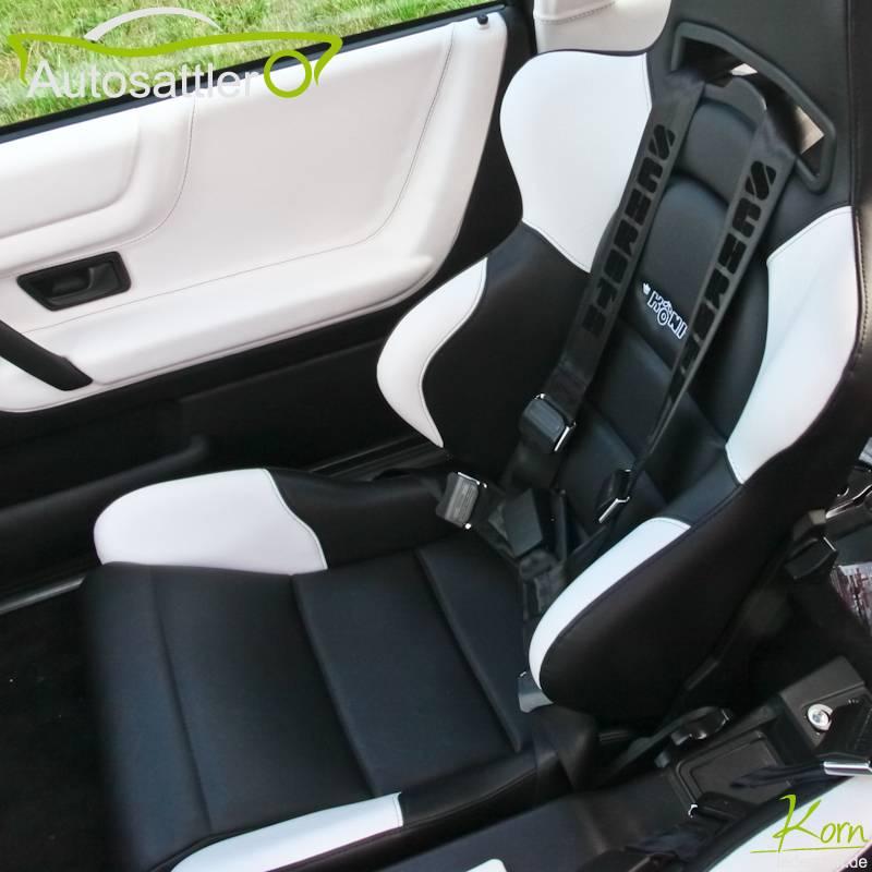 lederstuff.de - VW Corrado VR6 interieur   seats