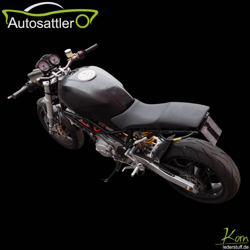 sitzbank ducati monster motorrad bild idee. Black Bedroom Furniture Sets. Home Design Ideas