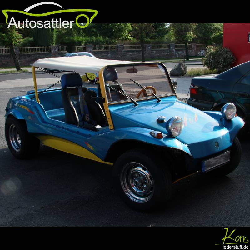 Apal Buggy - sunroof - Buggy - sunroof