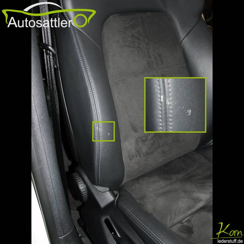 Audi A3 Sportback leather conditioning - A3 Sportback leather conditioning