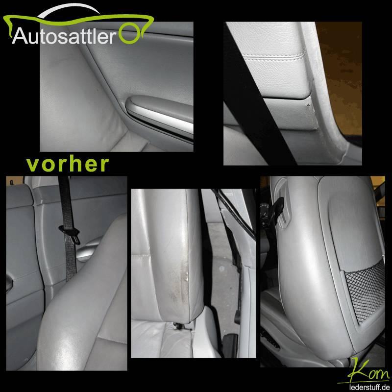 BMW E46 328i Coupe Innenraumaufbereitung - E46 328i Coupe Innenraumaufbereitung