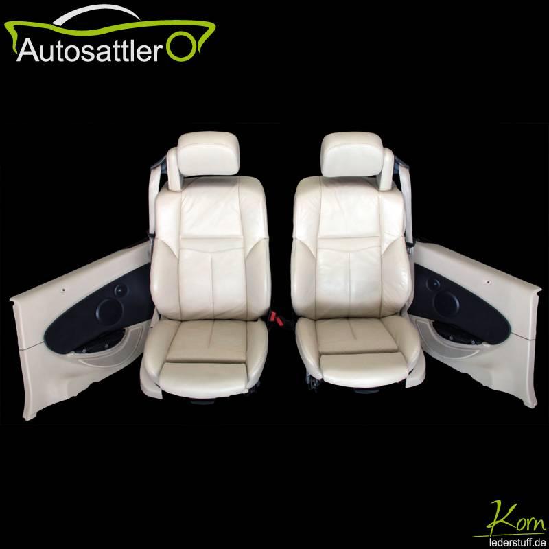 BMW E64 640 - leather interior - E64 640 - leather interior