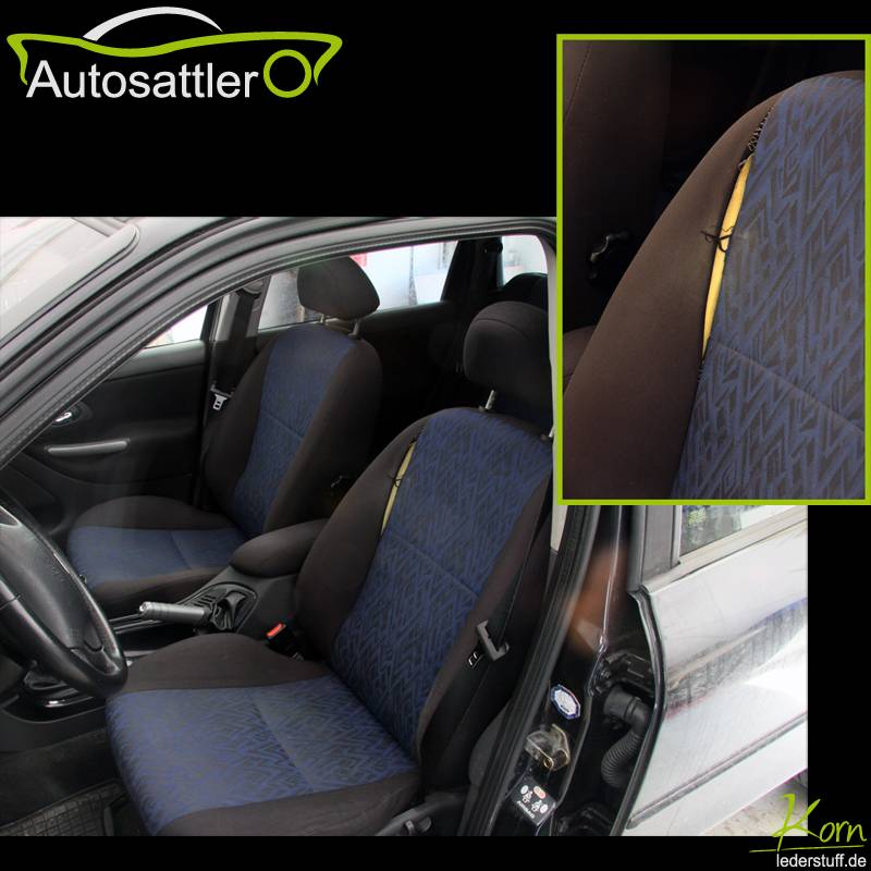 Ford Mondeo seat reparation - Mondeo seat reparation