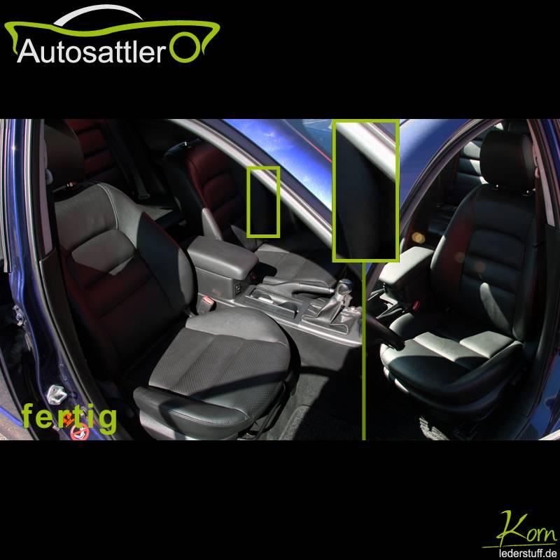 Mazda 6 leather trim reparation recondition - 6 leather trim reparation recondition