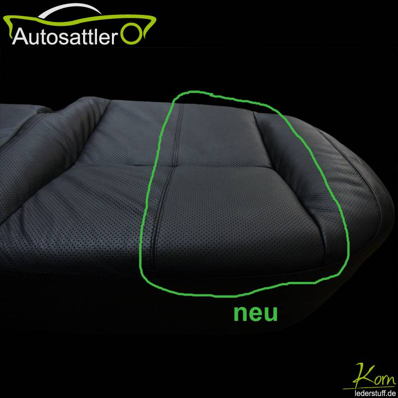 Mercedes Benz S-Class rear bench seat - S-Class rear bench seat