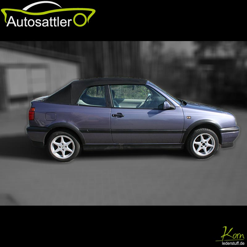 VW Golf 3 convertible - Golf 3 convertible