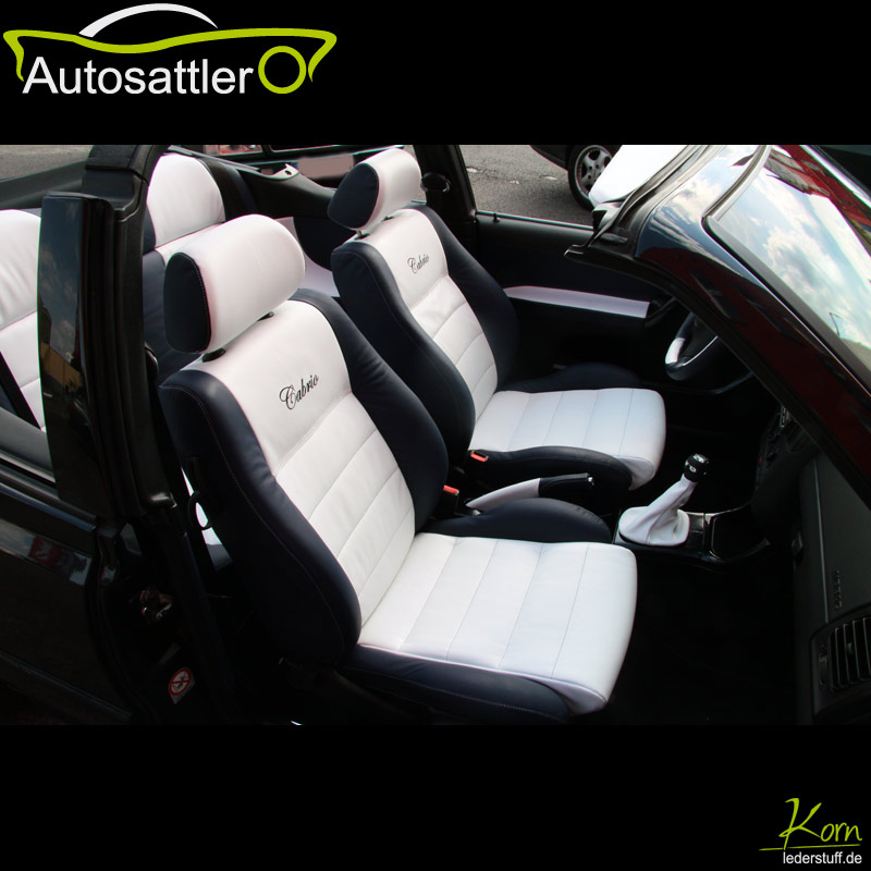 VW Golf IV convertible fully-loaded leather - Golf IV convertible fully-loaded leather