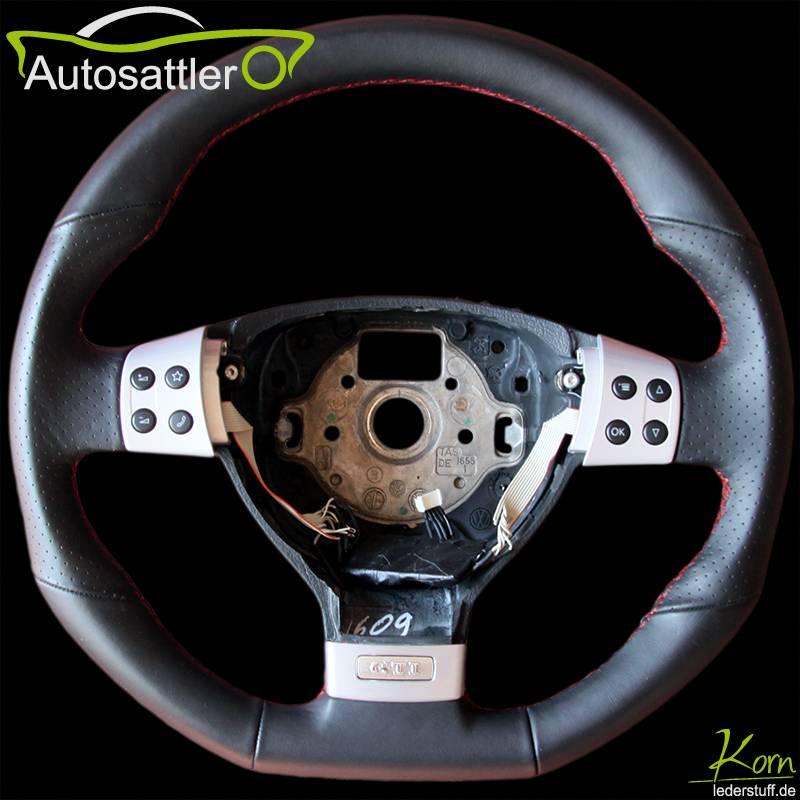 VW Golf V GTI Lenkrad - Golf V GTI Lenkrad