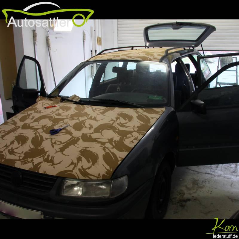 VW Passat camouflage - Passat camouflage