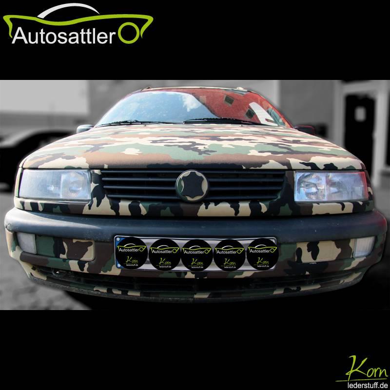 VW Passat camouflage II - Passat camouflage II