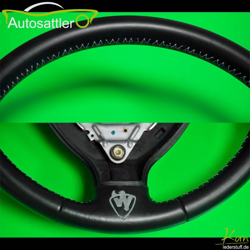 steering wheel with dedication to Der W - steering wheel with dedication to Der W