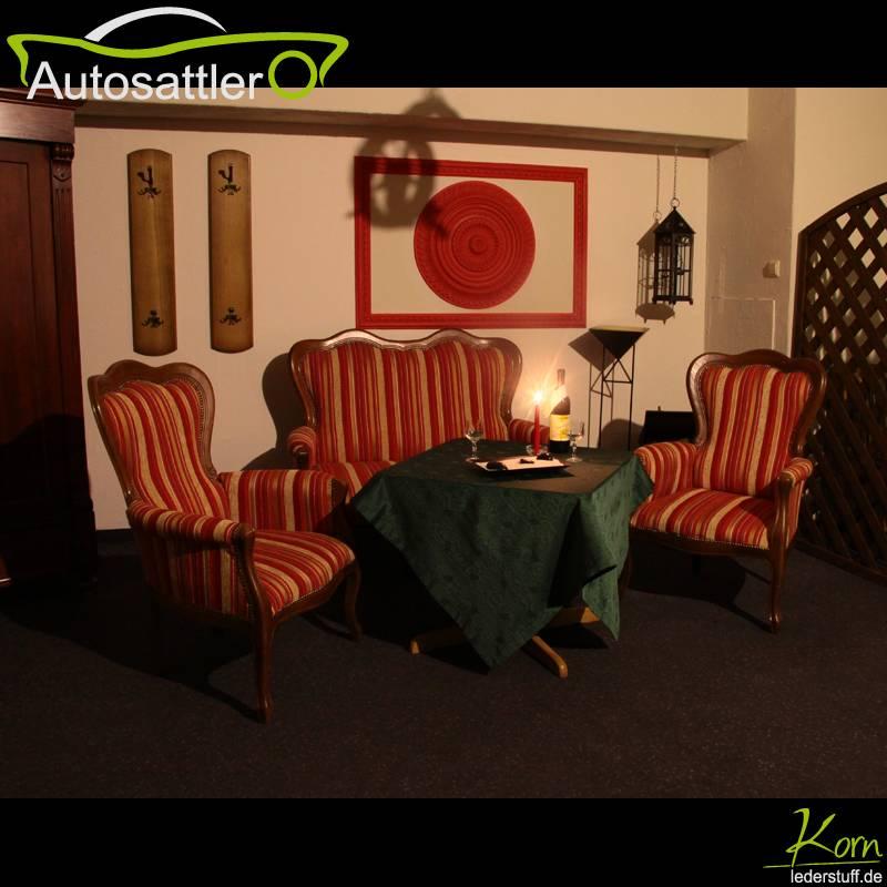 Sessel und Zweisitzer - Sessel und Zweisitzer