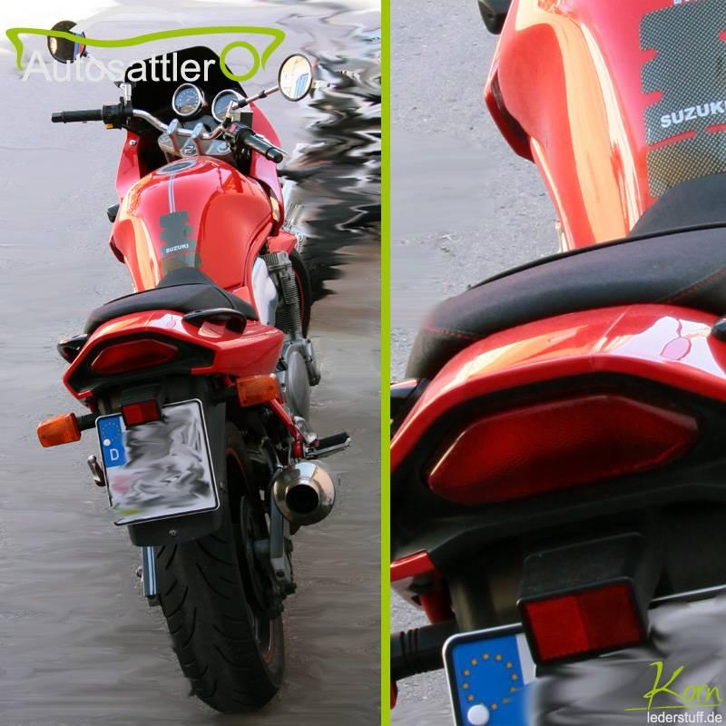 Suzuki Bandit S600 Sitzbank - Bandit S600 Sitzbank