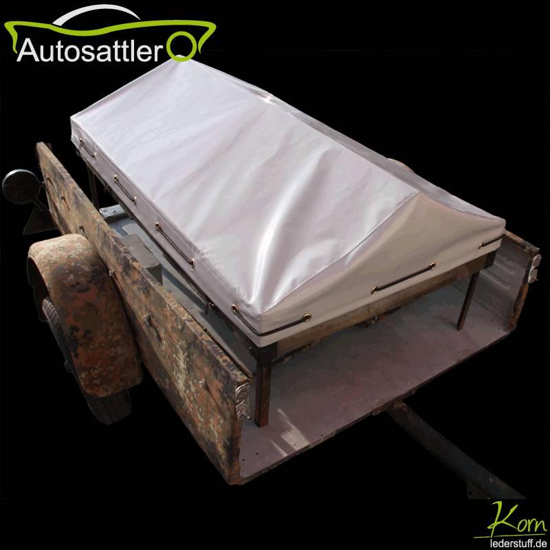 IFA HP 400 roll trailer tarpaulin - HP 400 roll trailer tarpaulin