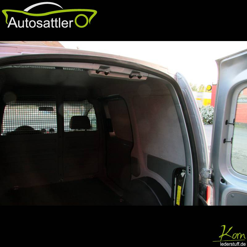 VW Caddy Laderaumverkleidung - Caddy Laderaumverkleidung