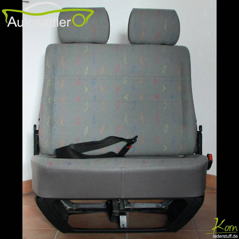 VW T4 two people seat bench - T4 two people seat bench