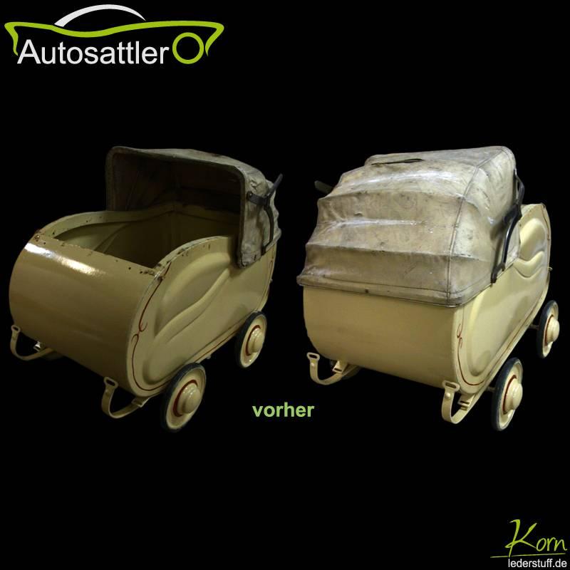 Kinderwagen der 20er Jahre - Kinderwagen der 20er Jahre
