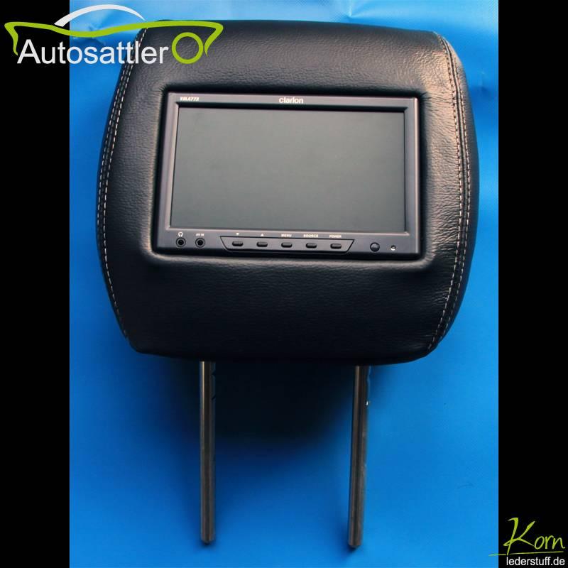 Kopfstütze mit Flach-Bildschirm - Kopfstütze mit Flach-Bildschirm